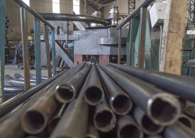 1 de cañerias metalurgica munchen